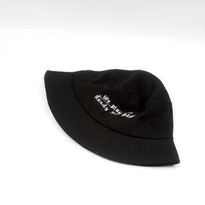 sombrero de pescador mujer del verano versión coreana del sombrero para el sol sol sol chic, artístico preciosa niña Ins sombrero cuenca