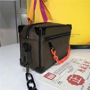Bolsos de lujo de la marca monederos presbicia Crossbody Bolsa, la forma es exquisito bolso con encanto, elegante angular envío