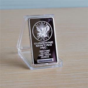 1 oz Sunshine Darphane Gümüş Bar / 1OZ 999FIND GÜMÜŞ KAPLAMA