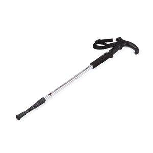 Anti-Shock Walking Stick Crutch Anti-slip Handle Portable Aluminum Alloy High Quality With Anti-slip Handle