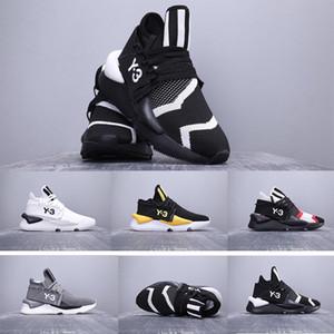 39-45 Erkekler Sneakers Y3 Kaiwa Tıknaz Rahat Ayakkabılar Y-3 Tıknaz Spor Sneakers Eğitim Rahat Ayakkabılar Erkekler Için Kutusu Ile