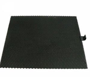 Ánodo de titanio para generador de hipoclorato de sodio con recubrimiento de muestra MMO Ánodos de titanio recubiertos de MMO para electrolítica alcalina al agua