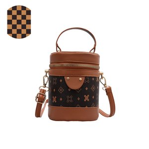 d esigner çanta yeni orijinal kova çanta gelgit versiyonu vahşi moda bayan Shoulderbag messenger bag ins womens