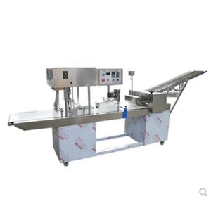 Nuovo design automatico in acciaio inox Coltello per tagliare il pane al vapore / Stampaggio del pane al vapore