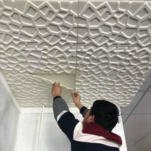 Autoadesivi della parete di stile 3D di Mulit Imitazione della decorazione della camera da letto del mattone Carta da parati autoadesiva impermeabile per la decorazione del contesto della cucina TV del salone