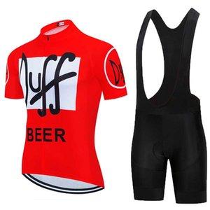 2020 PRO Maglia squadra di ciclismo Ropa Ciclismo 9D Gel Pad mens camice della bici estivi Maillot Culotte fabbrica abitudine del commercio all'ingrosso