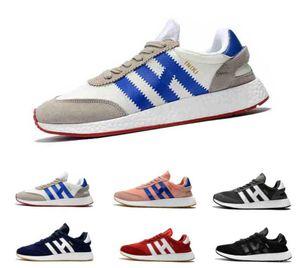 zapatillas gros Iniki Runner Run Chaussures pour hommes, femmes réel Top qualité Original Noir Blanc Designer Runner Baskets Formateurs