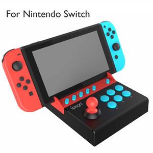 iPega PG - 9136 조이스틱 닌텐도 스위치 플러그 플레이 싱글 로커 컨트롤 조이패드 게임 패드 닌텐도 스위치 게임 콘솔을위한 무료 DHL