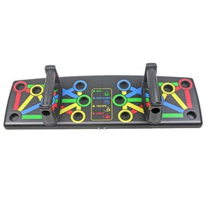 Push-up Bracket Board Portable Multifunction For Home Fitness Muscles Training ZJ55