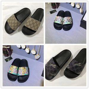20snL6 15 styles men womon slippers fashion causal slippers tian blooms start print slide sandals unisex outdoor beach flip flops 35-45