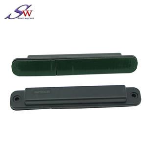 Etiqueta anti RFID anti-UHF de 860-960Mhz con chip de metal ABS de largo alcance con capa adhesiva autoadhesiva