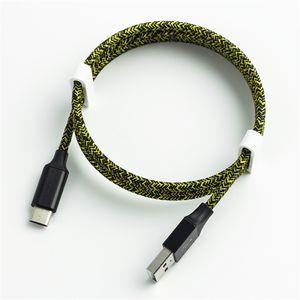 Intrecciato dati USB cavo di carico per Huawei Mate 7 8 Onore 6 Plus 7 Samsung S6 S7 LG G3 G4 V10 Micro USB Android cavo telefonico