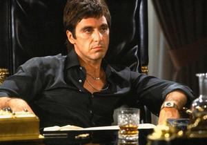 Filme Scarface Foto Stampa senza Testo Filme Arte Al Pacino Tony Montana Arte De Seda De Impressão Cartaz 24x36 polegada (60x90 cm)