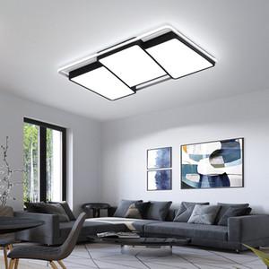 Creativo moderna LED Lampadario Illuminazione per vivere pranzo Camera da letto acrilico Luster Luminaria Lampadario Lampadari da soffitto