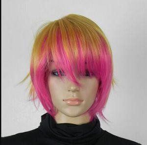 PERUK ÖZELLİKLERİ: Saç Malzemesi:% 100 (yüksek kalitede bir) fiber yapılmıştır. Üst Malzeme ve Tasarım: Ayarlanabilir Monofilament Net. Renk: olarak