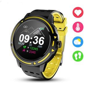 V5 Nueva inteligente de la venda del corazón de oxígeno de la presión arterial tasa oxímetro pulsera relojes deportivos a prueba de agua inteligente para IOS Android