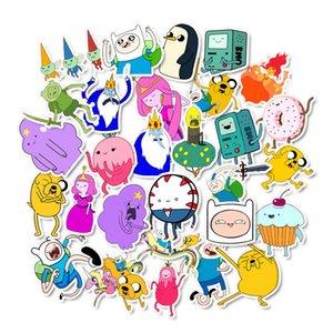 50pcs / Set Animazione Cartoon Characters Ragazza degli autoadesivi impermeabili per Skateboard Valigia chitarra auto elettrica fai da te Sticker Graffiti
