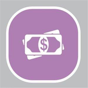 solo enlace de pago del comprador maquillaje para el nuevo orden o equilibrio de los costes de susto