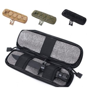 Outdoor Caminhadas Waistpacks Retângulo Tactical Molle Lifesaving Canivete traveing Ferramenta Mochila Packs 3 Cores Alta Qualidade 14lm E1