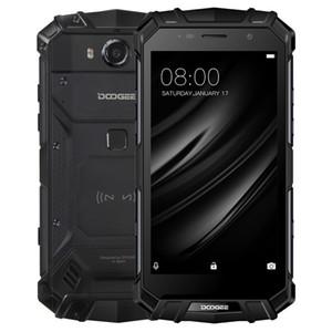 Doogee S60 Lite Üçlü Prova Telefon, 4GB + 32GB IP68 su geçirmez toz geçirmez Darbeye, 5580mAh batarya, Parmak İzi Tanıma, 5.2 inç