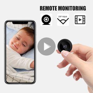 A9 1080P Wifi Mini Camera Magnetic P2P Camera Home Security Night Vision Wireless Surveillance Remote Monitor Phone Download App V380 Pro