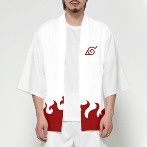 WAMNI japonês Quimono Roupa Cardigan Camisa personalizada Fashion Trend Kimono Harajuku Anime Cardigan Top Quality Fina