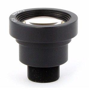 """Envío libre 25mm lente de CCTV M12 * 0,5 14degree 1/3"""" F1.2 CCTV MTV lente Consejo de seguridad CCTV cámara con filtro IR"""