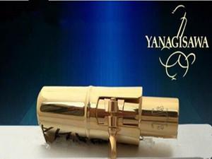 De haute qualité Version Japon Yanagisawa bec métal saxophone alto / soprano / ténor / bec métal NO5-9 Livraison gratuite