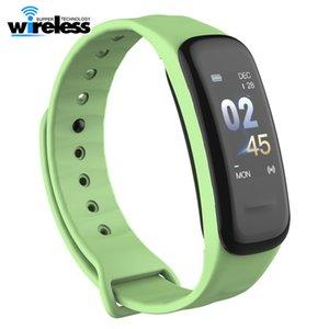 Fitness Bracelet C1S Smart Watch Waterproof Smart Bracelet Heart Rate Monitor Health Tracker bracelet For Sport PK M4 m3