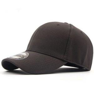 Black Baseball Cap Men Snapback Hats Caps Men Fitted Closed Full Cap Women Gorras Bone Male Trucker Hat Casquette