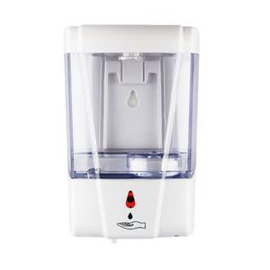 600мл Автоматические мыла бесконтактный Датчик Руки чистки дезинфицирующее Диспенсер настенный для ванной комнаты Кухонная утварь FFA4217