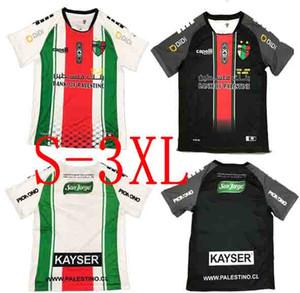 Boyutu: S-3XL 2020 Filistin Futbol Forması 20 21 Tayland Kalite Survetement Filistin Filistinliler Filistino Rosende Futbol Gömlek