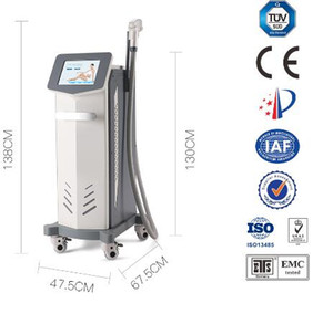 2020 más nuevo popular 808nm diodo láser permanente depilación belleza máquina 808nm longitud de onda para todos los tipos de depilación envío gratis