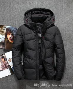 ceket mavisi ve beyaz erkek tüy ceket ceket aşağı Ms Dağ Baltoro kış ceket sıcak kış ceket 00 tutmak için