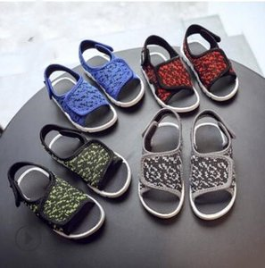 Kids Designer Sandals Girls Sandal Summer Beach Chaussures Boys Casual Sandals Breathable Sandalias Slippers Sandales Loafers Footwear D5417