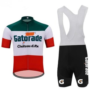 Nouveaux 2019 Italia Cycling Team Jersey 19d Pad cuissards Set Quick Dry Ropa Ciclismo Mens Pro Bicyclette Maillot Culotte Wear
