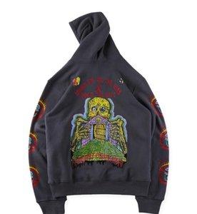 Season 6 Hoodies Mens XXXTENTACION Lonely Place Hoodie Long Sleeved Hooded Pullovers Sweatshirts