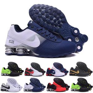 nike Tn plus shox 809 I progettisti d'aria in esecuzione fornire MenRunning calza all'ingrosso CONSEGNARE OZ NZ Mens nero, bianco e grigio Atletico Scarpe Sneakers sportive SD-6K
