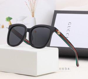 La signora di alta qualità occhiali da sole classici di svago di modo degli uomini di lusso di marca del progettista 1Ggg occhiali da sole 1GUV400