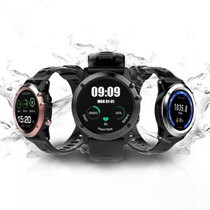 """H1 GPS Smart Watch Bluetooth WIFI Smart Wristwatch IP68 Waterproof 1.39"""" OLED MTK6572 3G LTE Wearable Devices Watch For iPhone Android iOS"""