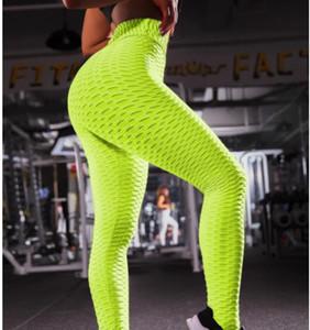 Женские брюки Tik Tik Leggings бегущая женщина полосатая полная длина женской йоги одежда упражнения фитнес активные тощие тонкие спортивные женские одежды