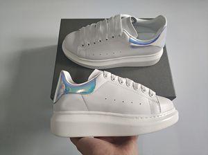 Designer Trainer Komfort Turnschuhe Online Deck Schuhe Unisex Männer Frauen Mode lässig Designer Frauen Schuhe für weiße Sneaker mit Box