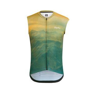 RAPHA Cycling 민소매 유니폼 Verano Vest hombre ciclismo Ropa pro 자전거 의류 Quick Dry Breathable 60416