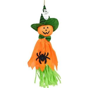 Halloween Straw Phantom Pendant Kindergarten Bar KTV Scene Arrangement
