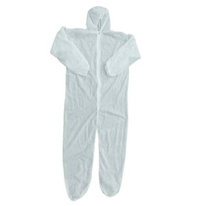 Security Protection Clothes Disposable Coverall Dust-proof Clothing Isolation Clothes Labour Suit One-pieces Nonwovens 2020 New