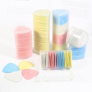 여러 가지 빛깔의 패브릭 재단사 분필 지울 패브릭 마커 패치 워크 의류 패턴 DIY 재봉 도구 박스 세트 바느질 액세서리
