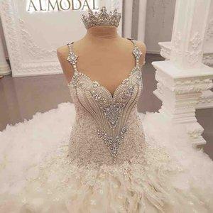 русалка свадебное платье на заказ 2020