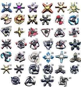 Fidget Spinner EDC LOL Drachen Hand Spinner Autismus ADHD Kinder Weihnachtsgeschenke Metallfinger Spielzeug Anti-Stress-Rotation Spinner