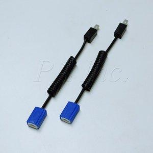 플러그 PA LED 4X WIRE HARNESS H1 H3 HEADLIGHT PLUG-N-PLAY 소켓