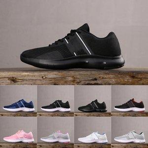 Mens FLEX EXPERIENCE RN 9 спортивные кроссовки Женские дизайнерские спортивные туфли высокое качество черный белый кроссовки тренеры 36-45
